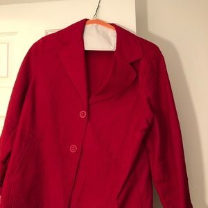 Top can be used as a jacket